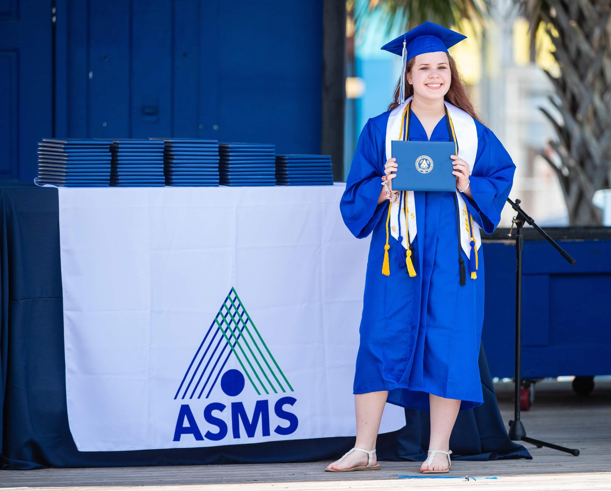 2020 ASMS Graduation 2503