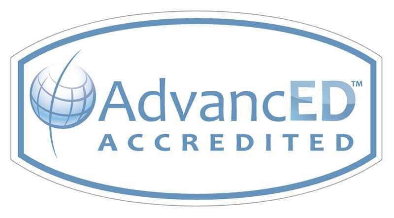 Advanc ED Accredited logo