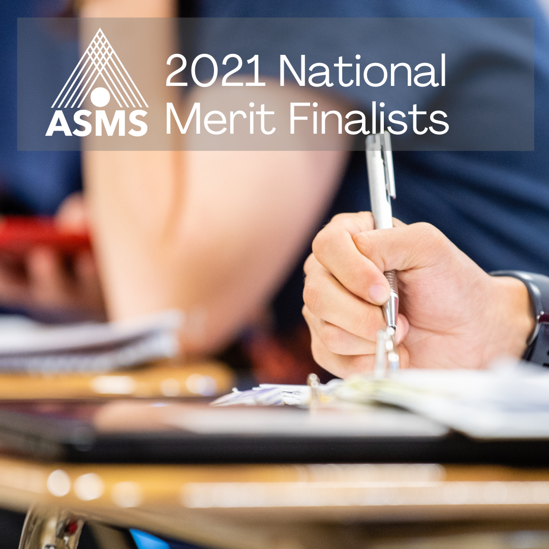 National Merit Finalist